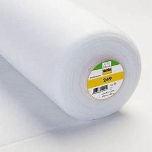 249 Tussenvulling dun compact volumevlies polyester