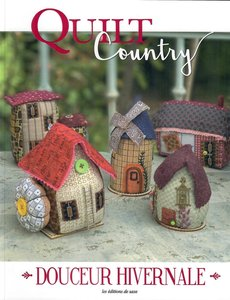 Quilt Country 66 Douceur Hivernale