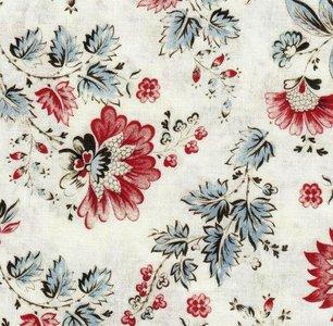 42351-11 Regency Zarafa white flowers