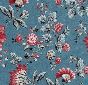 42351-13 Regency Zarafa Dotty Blue Flower