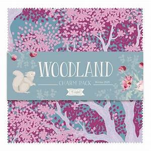 Charmpack Woodland Tilda