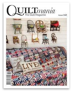 Quiltmania nr.142 maart april 2021