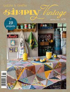 Simply Vintage nr.38 lente 2021