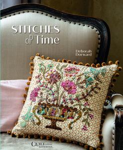 Stitches of Time - by Deborah Dorward