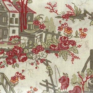 13890-15 Jardin de Fleurs