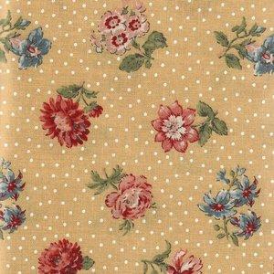 13893-15 Jardin de Fleurs geel