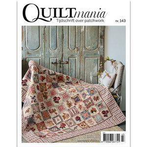 Quiltmania nr.143 mei juni 2021
