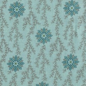 9772-B The Seamstress Linen and Lace