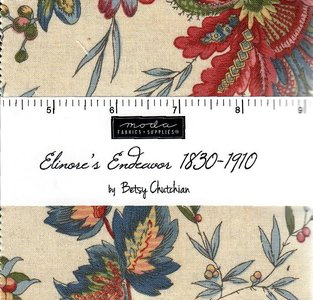 Charmpack Elinore's Endeavor 1830-1910 by Betsy Chutchian