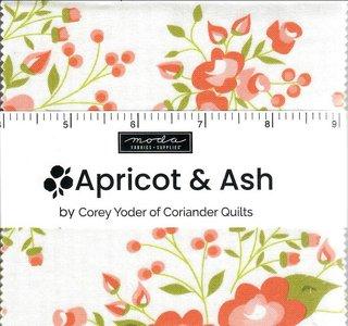 Charmpack Apricot & Ash by Corey Yoder