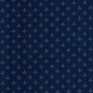 2986-20 Bunny Hill Blue brown ornament