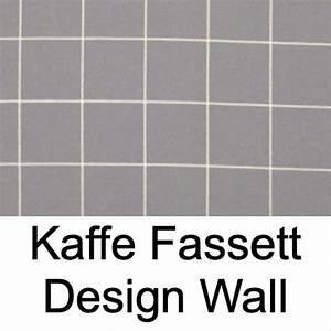 FAGP003 Gra Kaffe Fasset  Design Wall Flanel