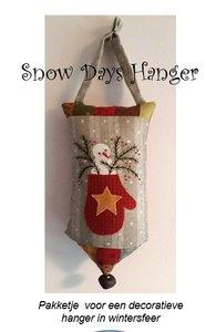 Snow Days Hanger
