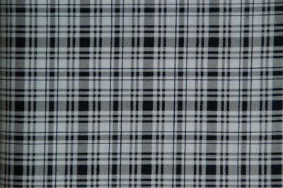 LH11051 zwart witte ruit