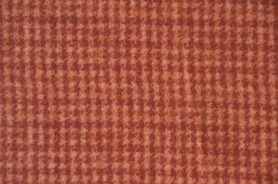 F18503-O Oranje rood ruitje