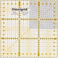 611306 Liniaal 15x15 cm