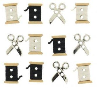 6942 sew cute spools/scissors