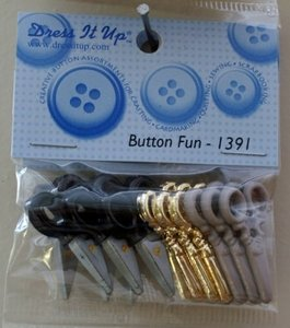Button Fun 1391 scharen