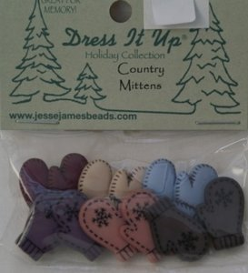 Country Mittens