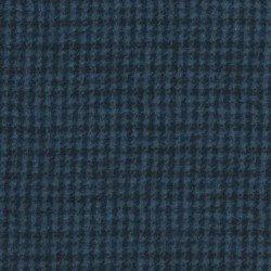 F18503-N blauw zwart ruitje