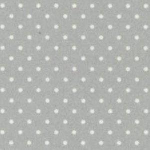 F18131-K grijs met wit stipje