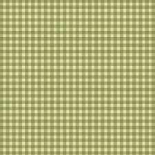 F610-GG Welcome Home Flannel groen ruitje