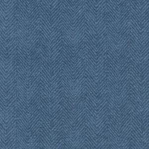 F1841-B3 Visgraat midden blauw