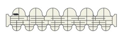 "CC1, Round Clamshells, 1.5"" x .75"" and 1"" x 2"" (high shank)"