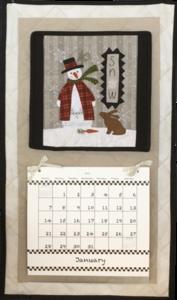 BVM Kalenderhouder kit