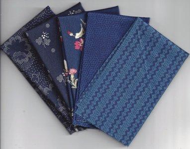 Mini Pack Donkerblauw
