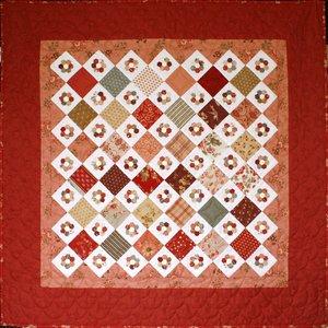 Quiltpakket Hexagon Flowers