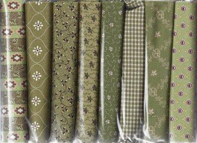 8Fat8 Pack Groen