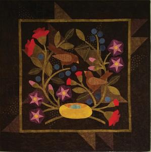 KIT1815 Build A nest (Summer/ zomer Quiltpakket) van Bonnie Sullivan
