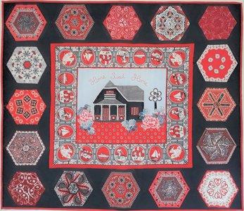 Boerenzakdoek Quilt Patroon