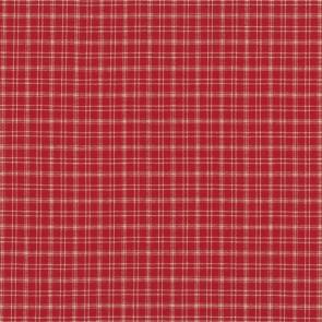 2750-402 Nordso rood ecru medium ruitje 166 cm breed