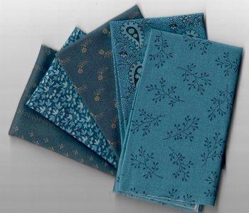 Mini Pack medium blauw