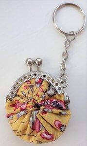 Pakketje Sleutelhanger Mini portemonnee met Clover YoYo maker Large