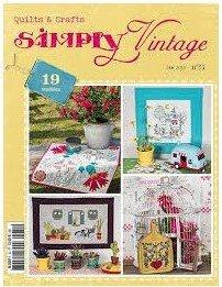 Simply Vintage nr.31 zomer